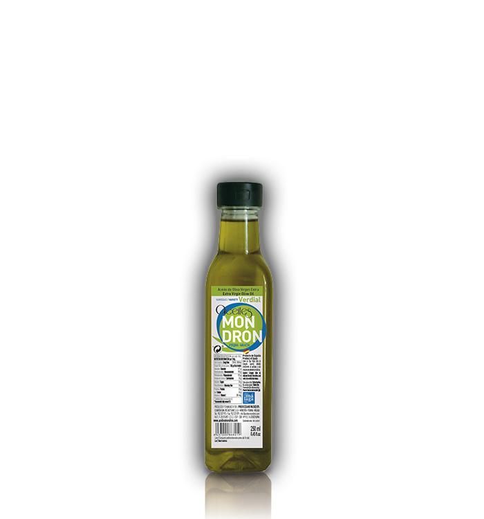 Aceite de Oliva Mondrón Virgen Extra VERDIAL 250ml